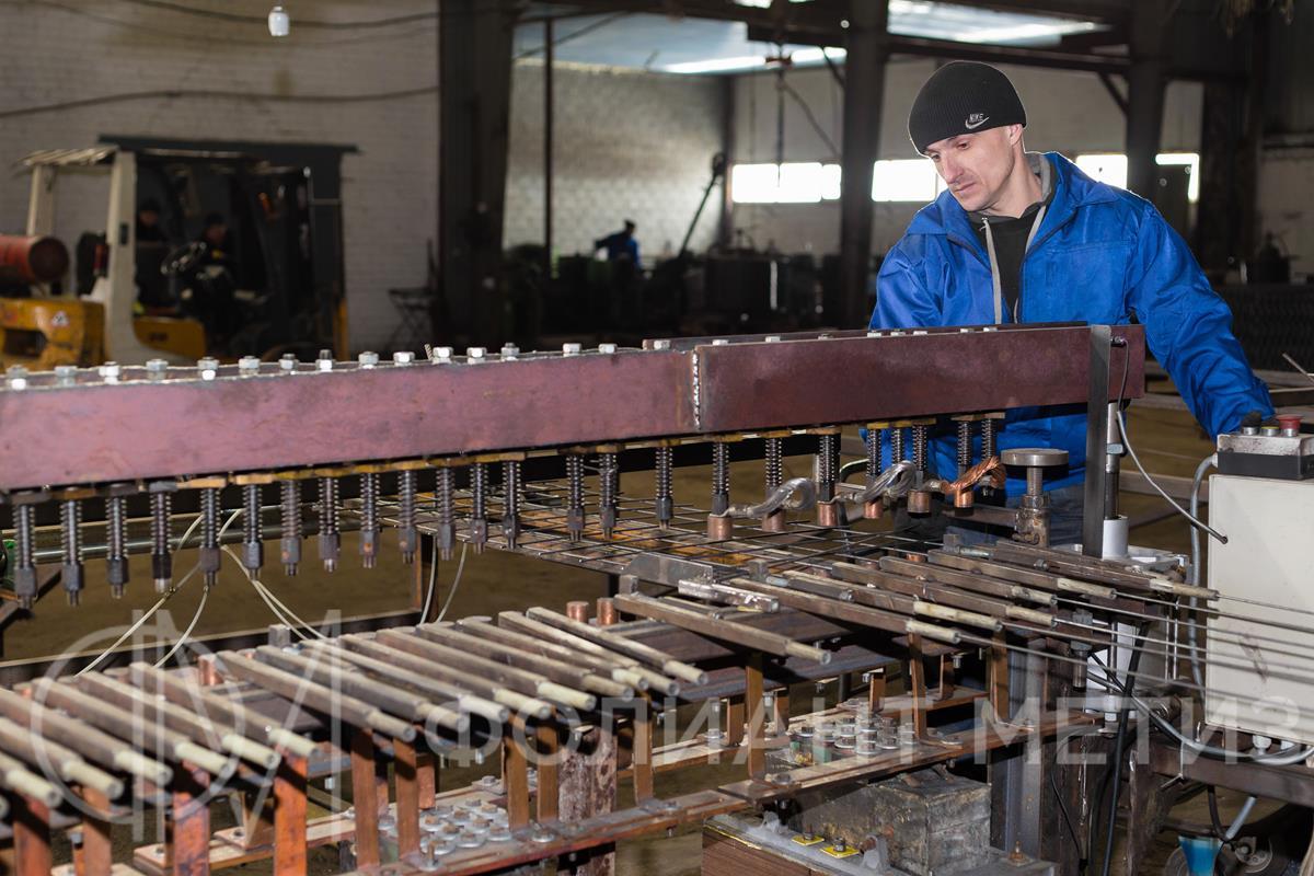 Сетка сварная купить от производителя в Украине