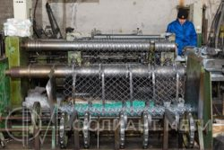 Производств сетки рабицы