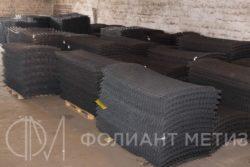 Производство секций ограждения и сетки от Фолиант Метиз